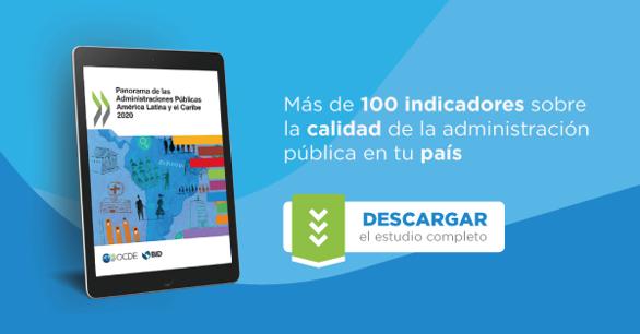 Estudio Panorama de las Admnistraciones Públicas 2020
