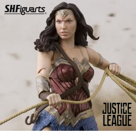 S.H.FIGUARTS WONDER WOMAN