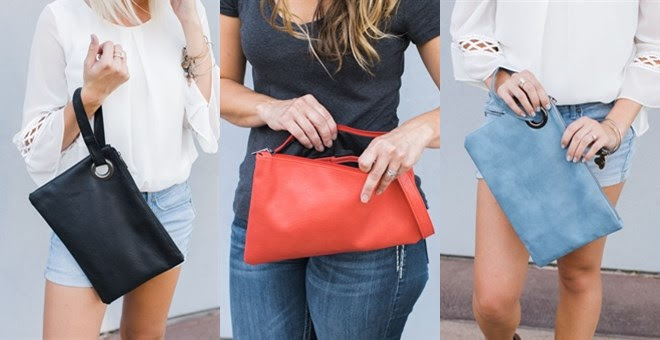 HOT!! Versatile Clutches!