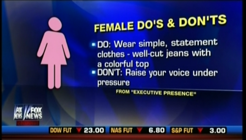 Fox do's and don'ts