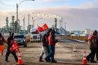 Unifor продолжает блокаду завода, так как пошёл второй месяц локаута