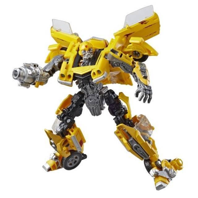 Transformers Generations Studio Series - Deluxe Clunker Bumblebee