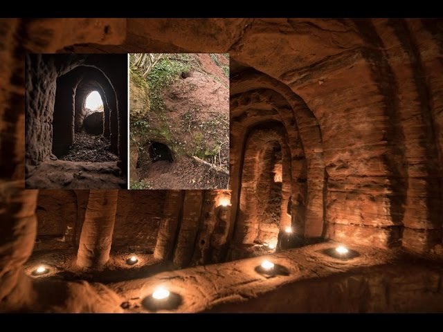 Photographer delves inside rabbit hole — and what he finds inside was amazing  Sddefault