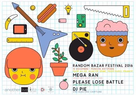 random bazar paris