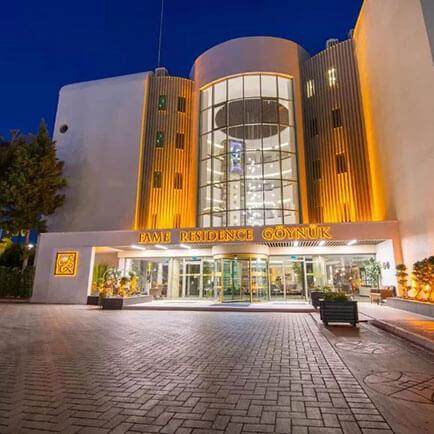 Hotel Fame Residence Goynuk 4*