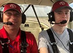 Ray Aviation Scholarships Awarded to 23 Young Pilots