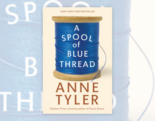 A Spool of Blue Thread
