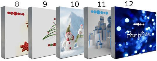 Vánoční kazety dámské