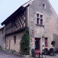A creperie in Burgundy