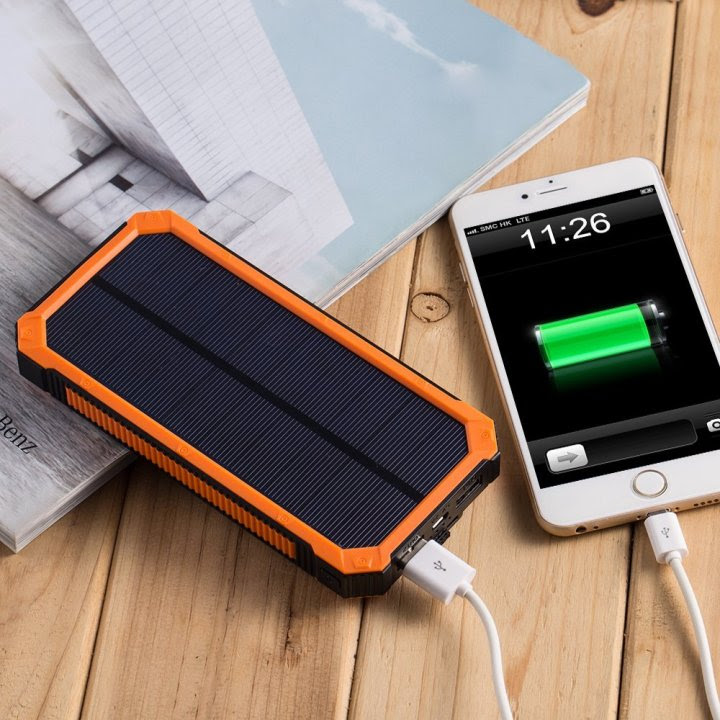 71kxkf8p ll  sl1000  - Surprising Ways To Charge Your Phone Without Electricity