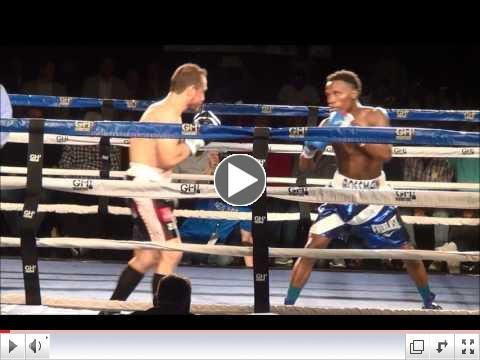 Kenneth Sims vs Israel Villela