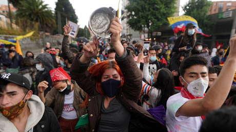 La Defensoría del Pueblo de Colombia denuncia la desaparición de 89 personas durante las protestas
