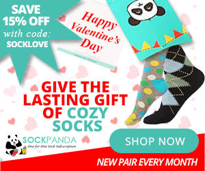 SockPanda - Last Call for 15%.