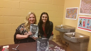 meeting Leigh Bardugo