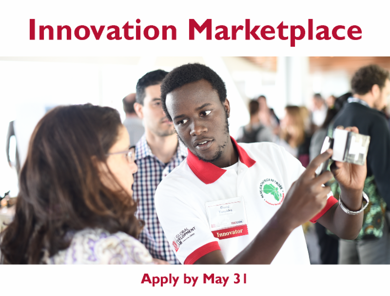 Apply to TechCon 2016_s Innovation Marketplace by May 31