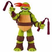 Boneco Tartarugas Ninja com Som Raphael - Multikids