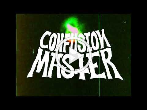 CONFUSION MASTER - Haunted album teaser