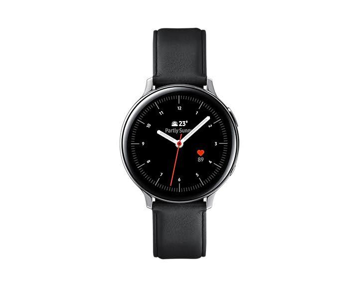 Samsung Galaxy Watch Active2 (44mm) - Steel Silver