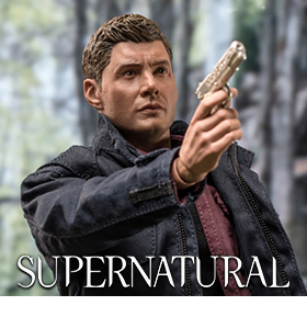 Supernatural Dean Winchester 1/6 Scale Figure
