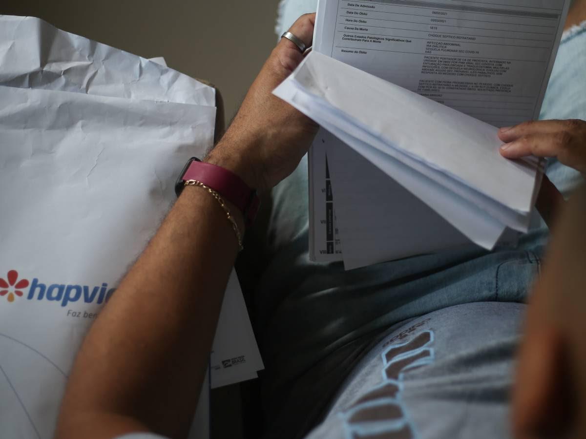 Hapvida admite erro em declaração de óbito de paciente com covid-19