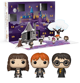 Pocket Pop! Harry Potter Advent Calendar