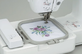 Everything to create a magical embroidery project, and more!