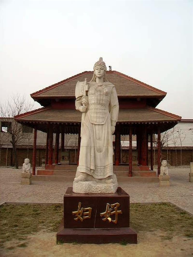 History Story: Female warriors in history Fu Hao
