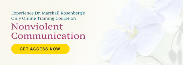 Dr. Marshall Rosenberg's Online Training Course on Nonviolent Communication