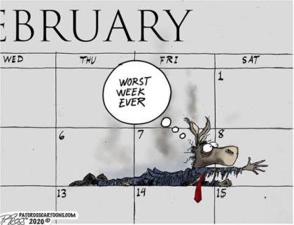 democrat february