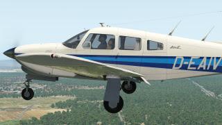 PA-28R Arrow Turbo Arrow III/IV for X-Plane 11