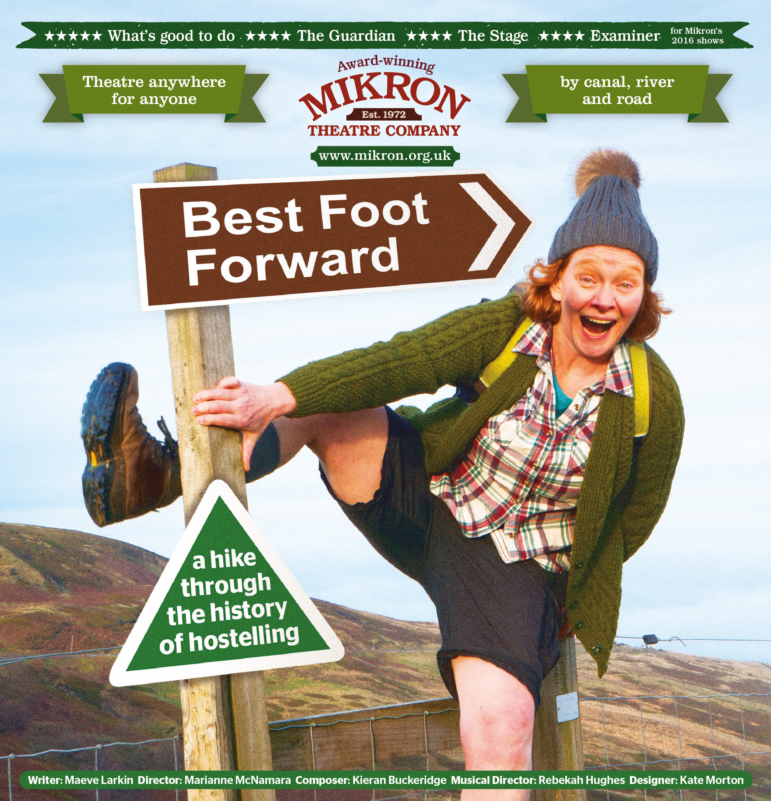Best Foot Forward Poster image
