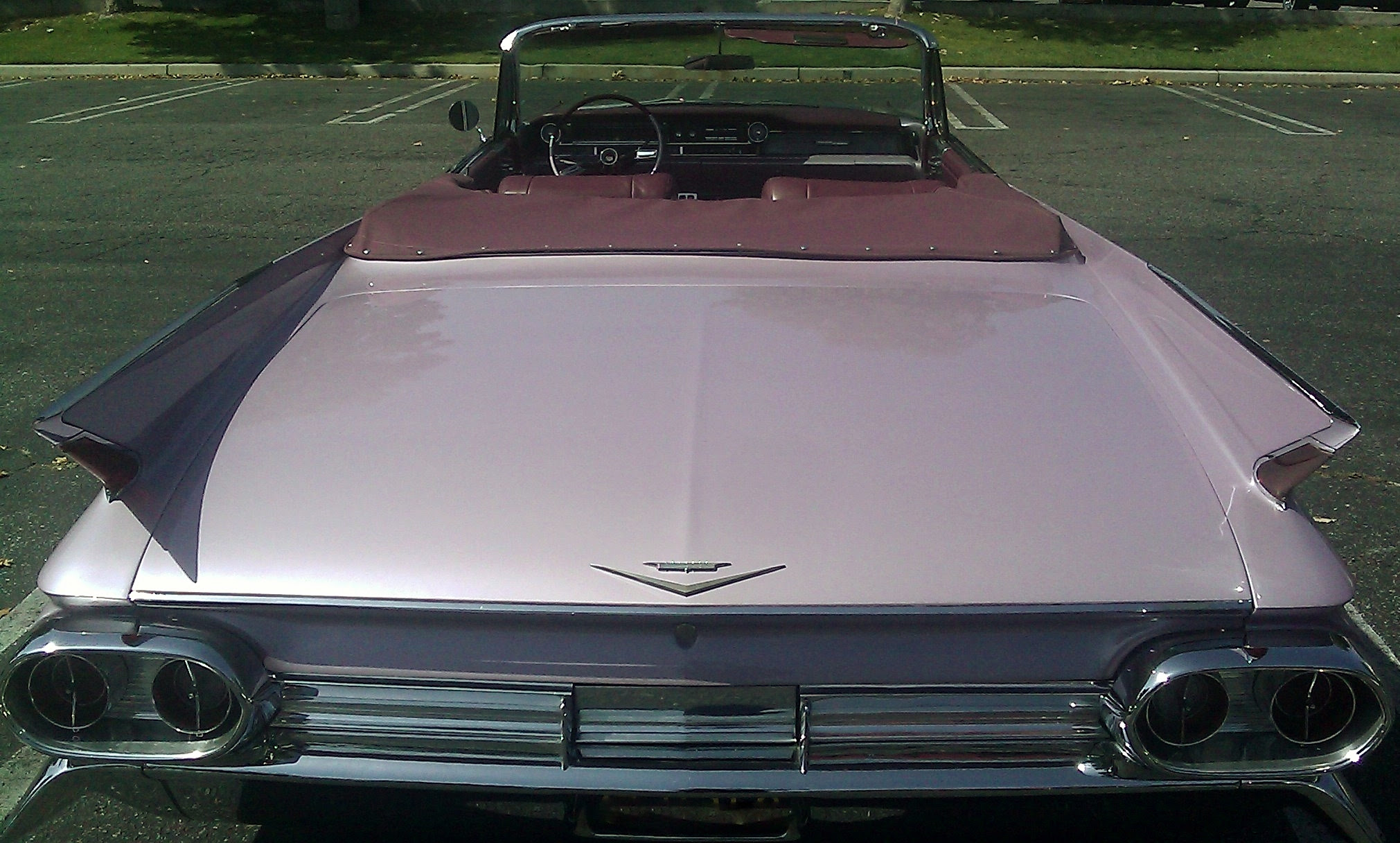 1961 Convertible Cadillac (2)