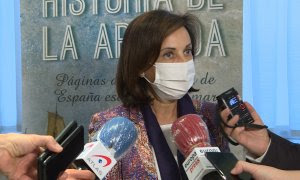 Robles dice que el Gobierno no ha rectificado con Felipe VI