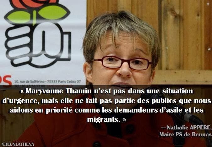 maire PS Rennes