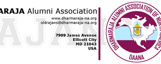 newsletter_vol8_issue15 - DAANA :: Dharmaraja Alumni Association of North America