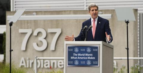 John Kerry, Secretario General de Estados Unidos./ REUTERS