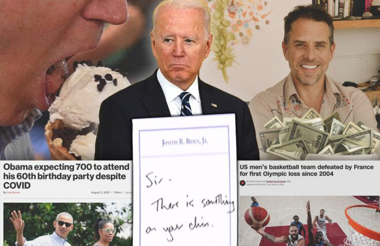 Joe Biden and the crazy things happening under his watch