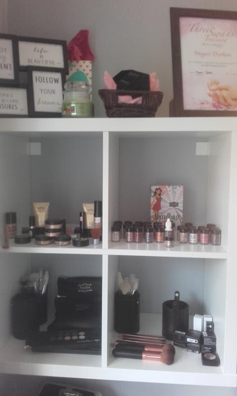 makeup retail