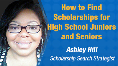 Scholarships for High School Seniors and Juniors