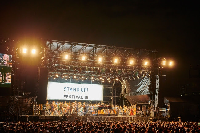 STAND UP! CLASSIC FESTIVAL 2018より