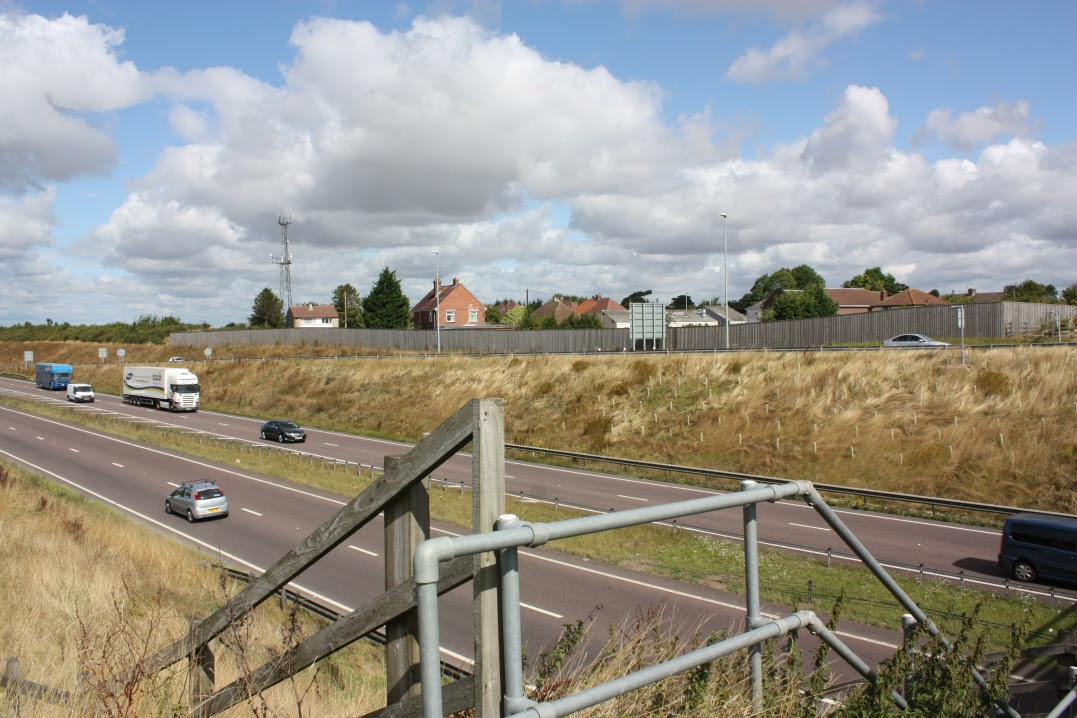 New M40 noise barriers: opportunity to find out more