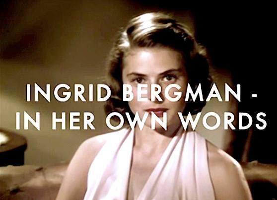Ingrid Bergman u programu oDOKa u splitskim Zlatnim vratima