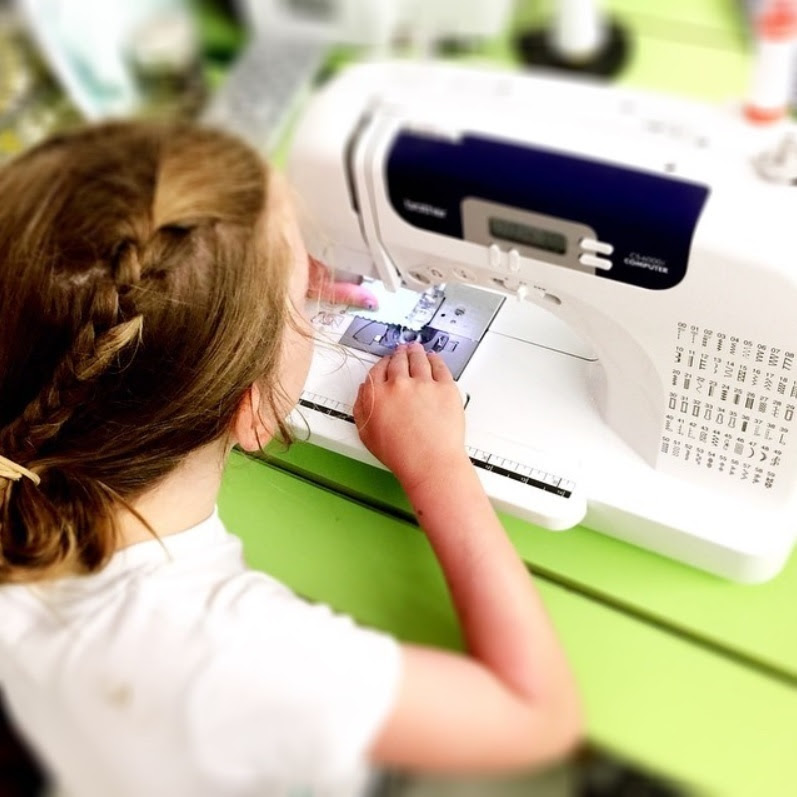 School is Out - Sewing with Kids