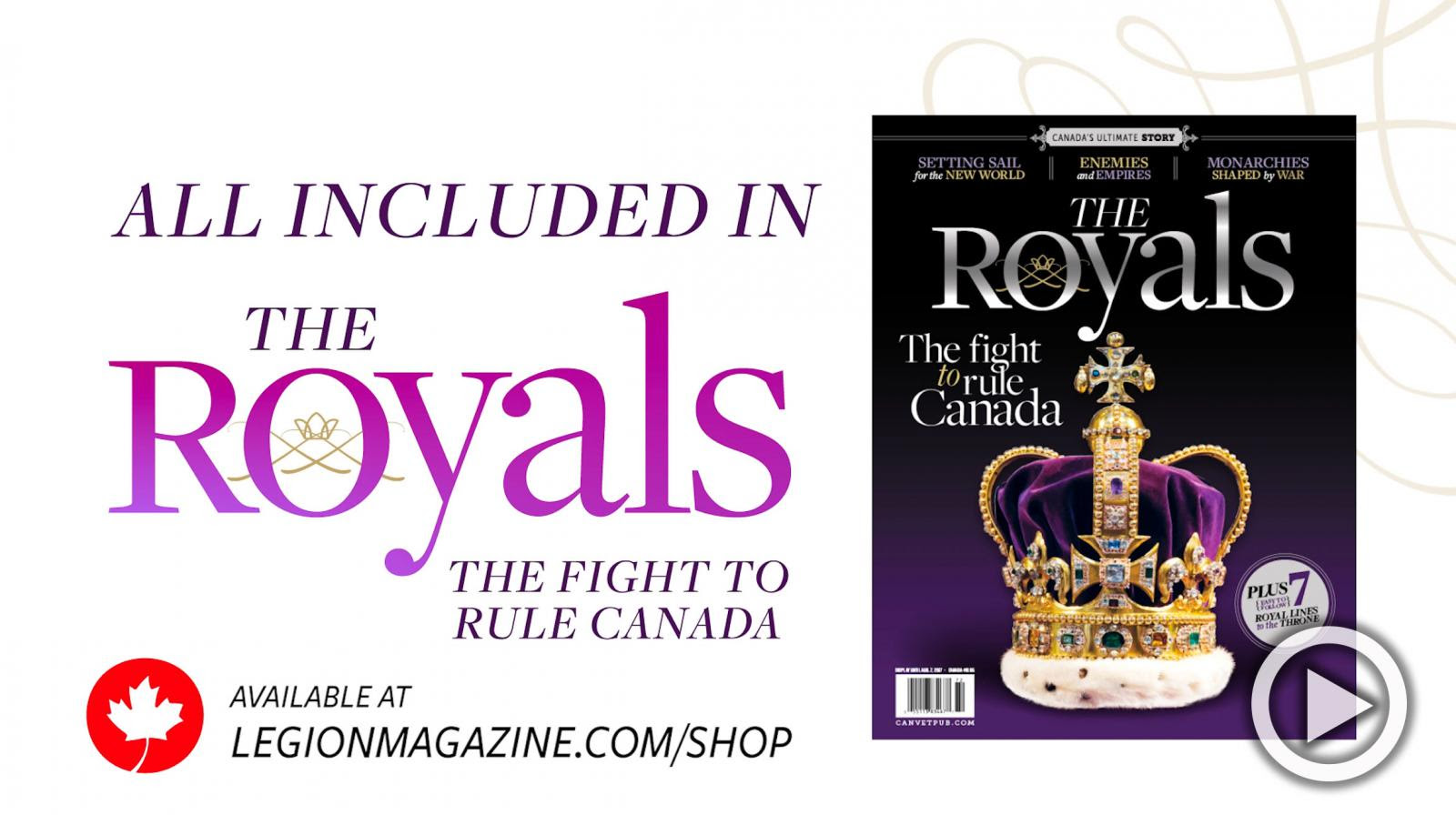 The Royals: The fight to rule Canada