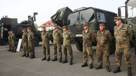 Alemania anuncia que retirará algunas tropas de Irak