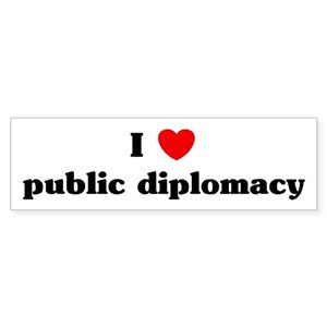 Image result for i love public diplomacy