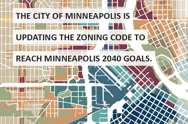 graphic for minneapolis 2040 zoning