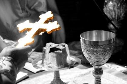 Η Θεία Κοινωνία. Η τροφή της αθανασίας! Αγίου Ιωάννου Χρυσοστόμου (Α΄)