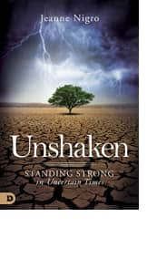 Unshaken by Jeanne Nigro