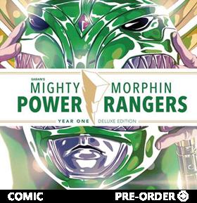 Power Rangers comics